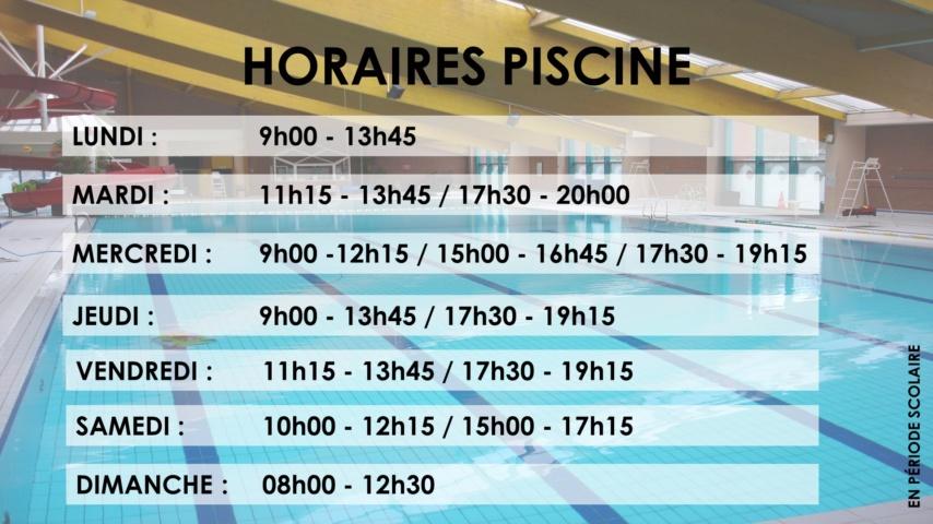 Horaires Thalassa Horaires Piscine Roubaix